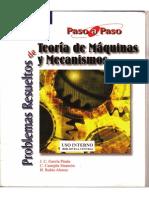 Teoria de Maquinas y Mecanismos -Problemas Resueltos