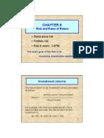 stand alone risk pdf