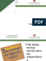 Sesión Técnicas de Estudio Matemática