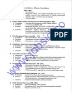 Lowongan PT Angkasa Pura Logistik Juli 2015