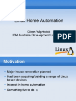 197-Linux Home Automation