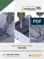 InventorCAM 2015 HSR-HSM Machining User Guide