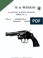 S&W Model 10