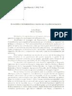 El Modelo de Parentesco Mapuche