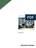 bolles + wilson  arquitectos