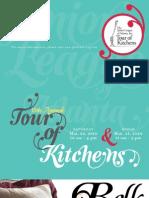 Junior League of Atlanta (JLA) Tour of Kitchens