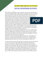 Factor de Carga Para Sismo Segun El Aci-318-2012