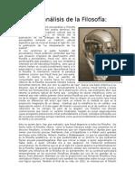 el psicoanalisis de la filosofia y el estructuralismo filosofico