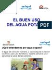 EL BUEN USO DEL AGUA mejorado.ppt