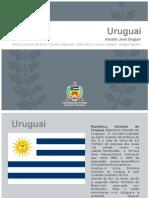 SEGUNDA APRESENTAÇÃO URUGUAI
