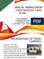 Case in Financial Management-case 14, Triad Camp