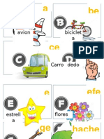 Targetas de Español