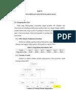 Laporan KP Nuhman di PT Chandra Asri Petrochemical Tbk. (BAB IV)