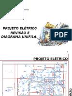 Projeto Elétrico -Diagrama Unifilar