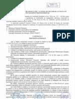 Contractul Colectiv de Munca - Invatamant Preuniversitar 2014-2015