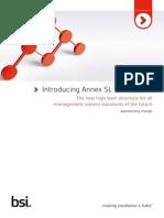 BSI Annex SL Whitepaper