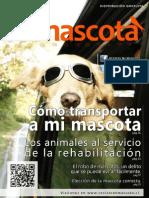 Revista Mimascota 1era Edición, Como transportar a mi mascota