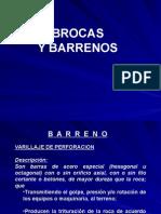 Brocas y Barrenos