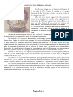 Biografía de José Gervasio Artigas