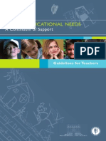 GUIDELINES- SPECIAL NEEDS Classroom and School Support.pdf
