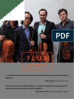 Flux Press Kit 2012