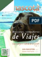 Revista Mimascota Edición 4ª Edición. Mascotas, compañeros de viajes.