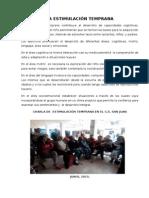 Informe Psicología Junio 2015