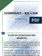 Modelo de Mercado E-Commerce B2B e B2C