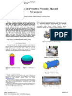 Accidents in Pressure Vessels Hazard Awareness