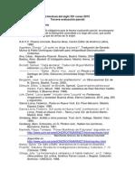 Siglo XX 2015 Bibliografía tercer parcial (1)