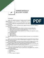 Capitolul 9 Norme Minimale de Audit Intern