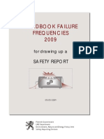 Handbook of Failure Frequencies