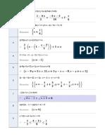 Ejercicios Geogebra 1,2,3,5 y 6