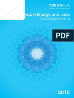 IRENA RE Jobs Annual Review 2015