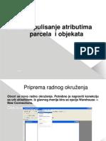 GeoMedia vezba 2.1-a