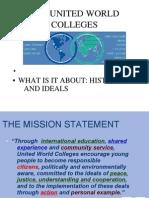 UWC Presentation