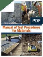 Test Procedures Manual 2014