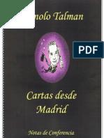 Cartas Desde Madrid - Manolo Talman