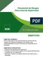 Prevencion de Riesgos Para Supervisores p (2)