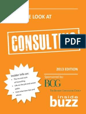 bcg document | Consultant | Strategic Management