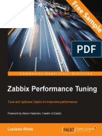 Zabbix Performance Tuning - Sample Chapter