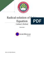Tariku; Cubic Equations