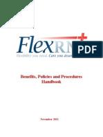 FlexRN Employee Handbook