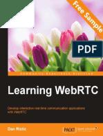 Learning WebRTC - Sample Chapter