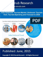 India Outbound Tourism Market