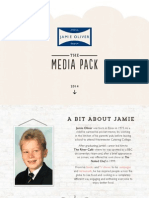 Jamie Oliver Media Group-Media Kit 2014