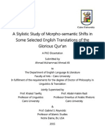 A Stylistic Study of Morpho-semantic Shifts in Some Selected English Translations of the Glorious Qur'an.pdf
