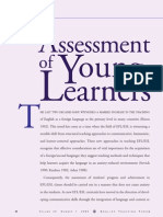 Assesment of Young Learners
