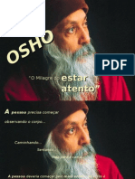 O Milagre Do Estar Atento - OSHO