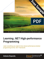 Learning .NET High-performance Programming  - Sample Chapter